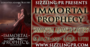 Immortal Prophecy Tour Graphic